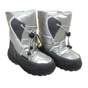 Snow Fun snowboots zilver - SALE