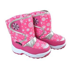 Snow Fun snowboots roze wit