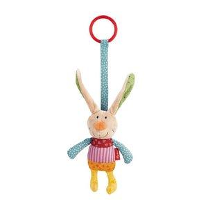 Sigikid knuffelhanger Rainbow Rabbit