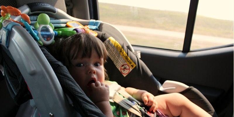 Beste tips voor veilig rijden met je baby in de auto!