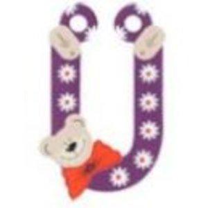 Playshoes houten letter Ü