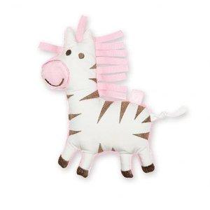 Bemini Knuffeldier Softy Zebra - Bemini