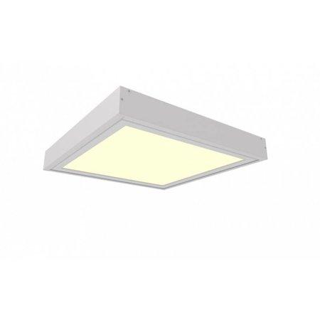 Opbouwframe tbv LED paneel 48W 60x60cm