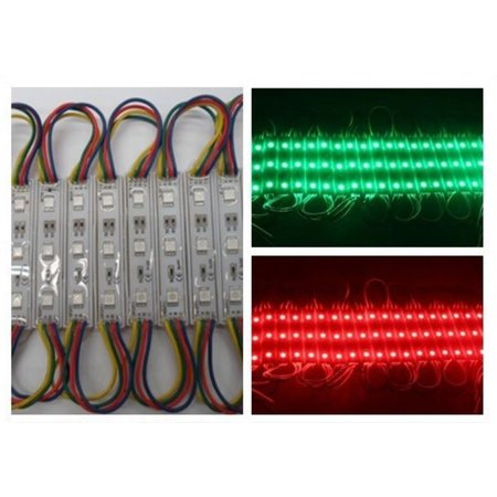 LED module RGB waterdicht