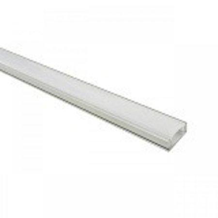 LED profiel 1707 incl afdekking (2 mtr)