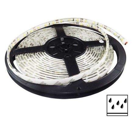 Warm wit LED strip 5 mtr - Waterproof