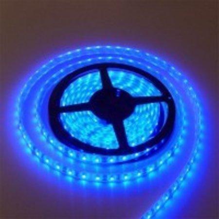 Blauw licht LED strip 5 mtr - Waterproof
