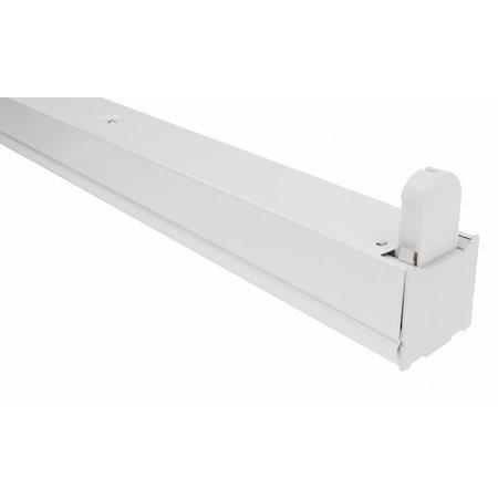 LED TL montagebalk 120cm - 1 buis