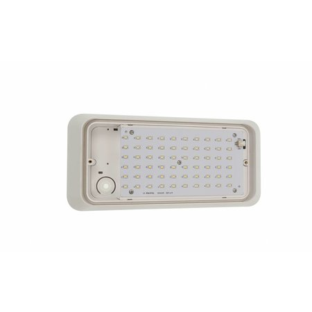 LED portiek armatuur met schemerschakelaar 2045P