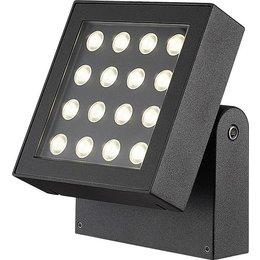 Spin LED straler 16W