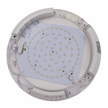 Plafonniere met bewegingsmelder - type 2 (+gratis LED lamp)