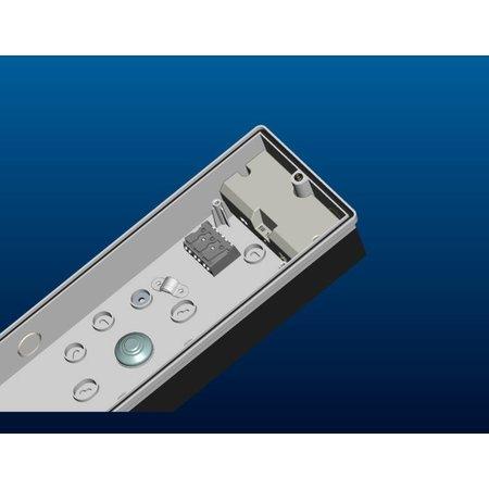 LED buitenlamp met bewegingsmelder - LX-330S