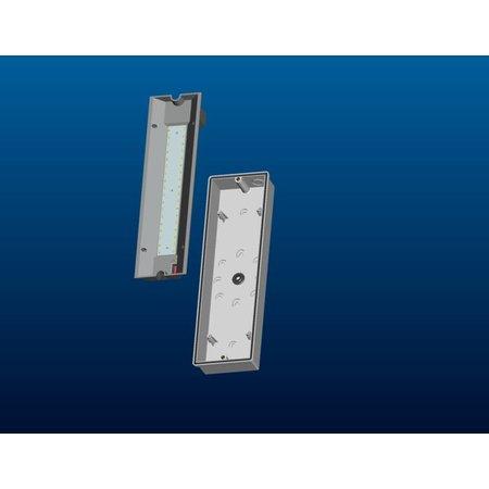 LED buitenlamp met schemerschakelaar - LX-330P