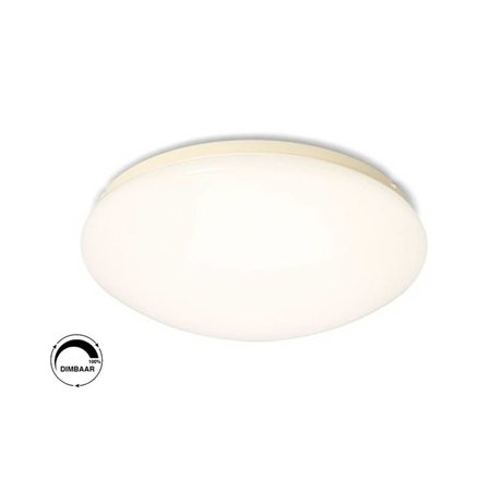 LED plafonniere - Viribright dimbaar