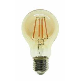 LED filament A19 - E27 Amber