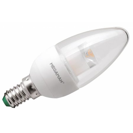 LED kaars helder E14 4W 230V - Dim to Warm