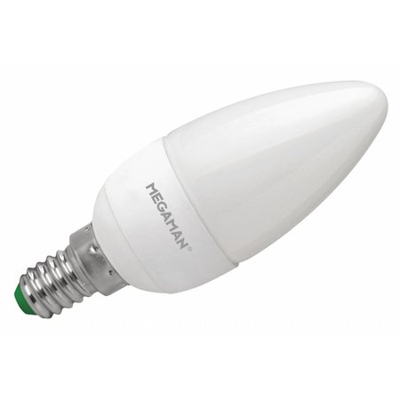 LED kaars mat E14 4W 230V - Dim to Warm