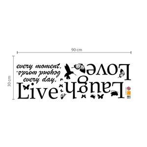 Live Laugh Love - Klassiek