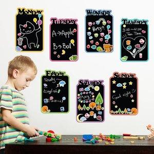 Krijtbord Agenda Kinderen