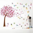 XXL-pakket: Grote roze boom met letters