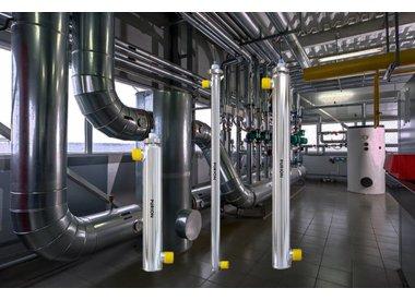 Prozesswasser und Kühlwasser