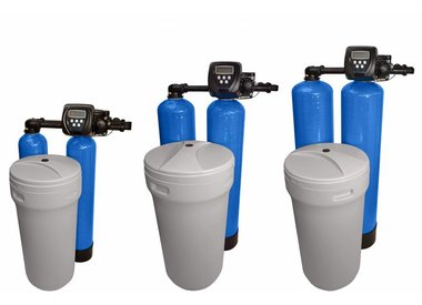 Water Softener TWIN type IWD