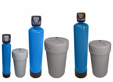 Water softener type IWSC (separate)