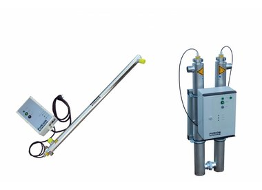 Durchsatz 3500 - 8000 Liter pro Stunde