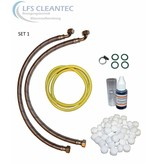 LFS CLEANTEC Water softening unit with CLACK control valve