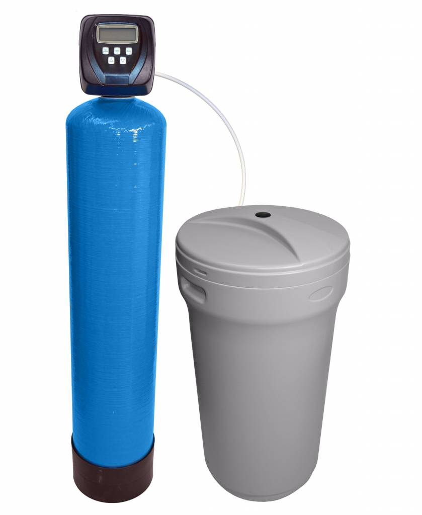 LFS CLEANTEC Water softener for industry or large residential units