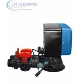LFS CLEANTEC Decalcifying plant IWS 1000 with separate brine tank