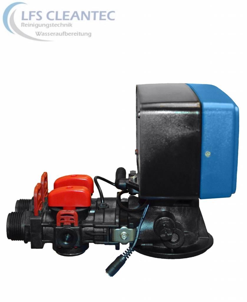 LFS CLEANTEC Wasserenthärtungsanlage für hohen Wasserbedarf