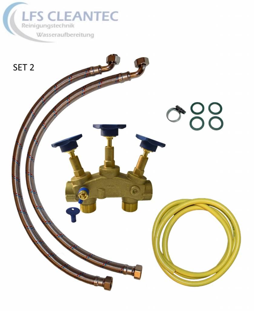 LFS CLEANTEC Entsäuerung und Aufhärtung von Brunnenwasser