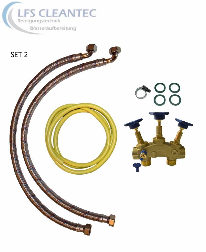 LFS CLEANTEC Filteranlage zur Enteisenung und Entmanganung