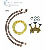 LFS CLEANTEC Entmanganungsanlage mit großer Kapazität