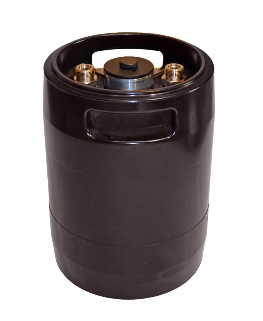 LFS CLEANTEC Vollentsalzer mit Drucktank aus Edelstahl