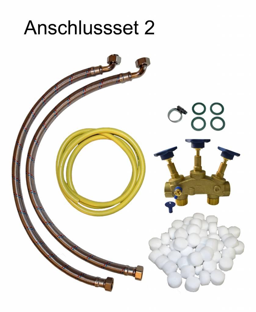 LFS CLEANTEC Nitratfilter mit Kabinettgehäuse