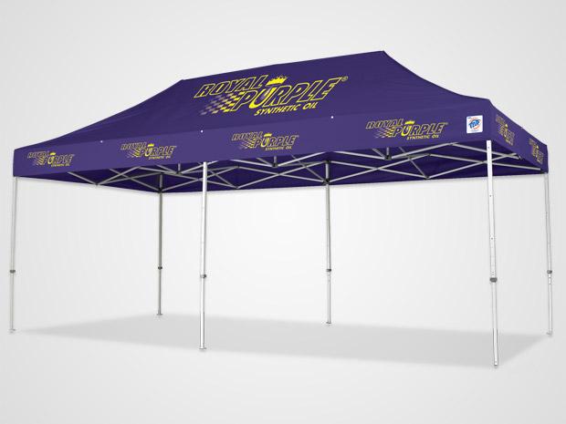 Custom print bedrukte tent