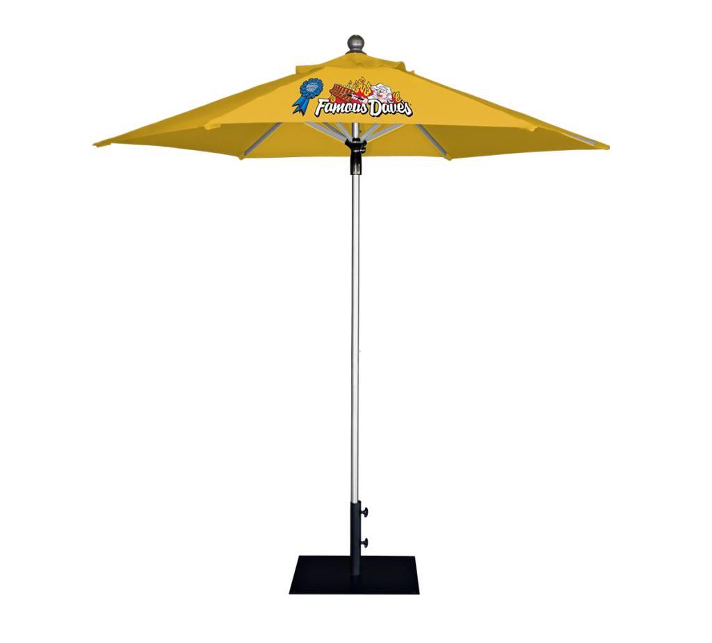 pro proumbrella parasols promotie 2 3 m zeshoekig easy. Black Bedroom Furniture Sets. Home Design Ideas