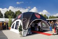 Logo, Branding, Reclame, Promotie, tenten, partytenten, systeem tent.
