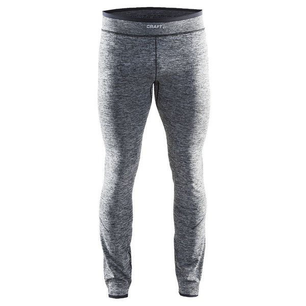 Active Comfort Thermobroek antraciet/zwart heren