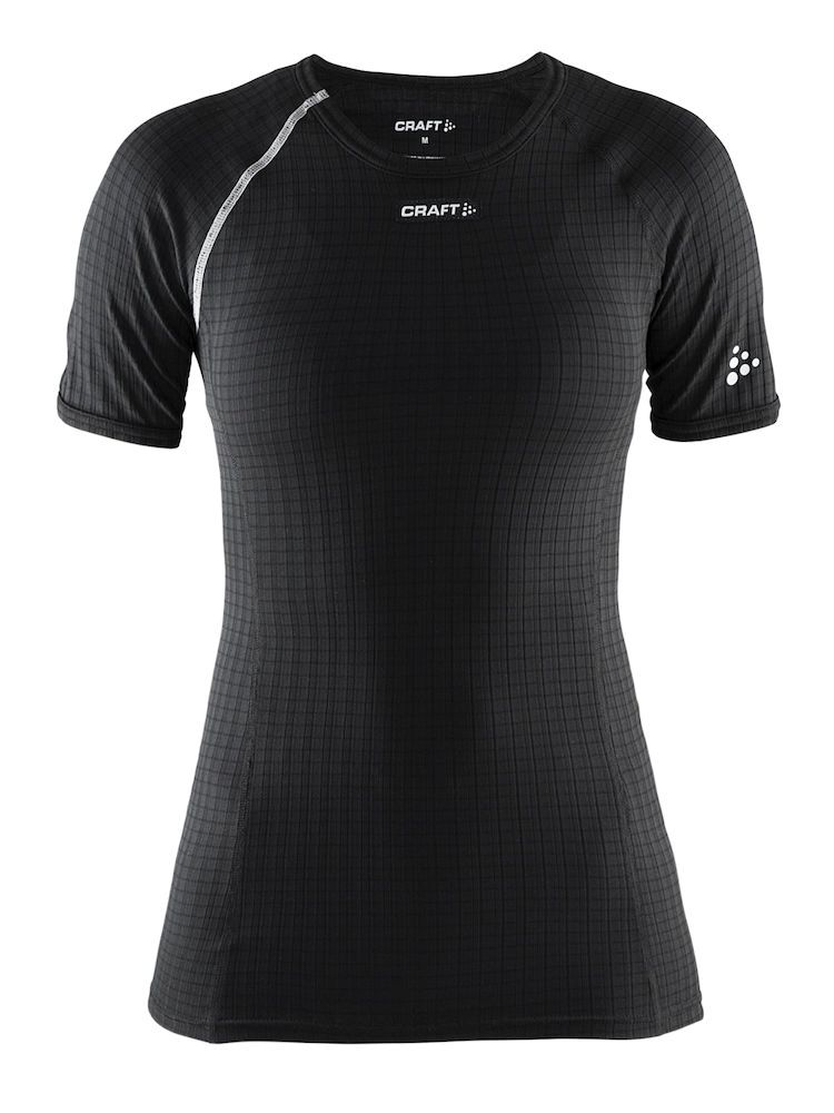 CRAFT Sportswear® Active Extreme SS Thermoshirt zwart dames