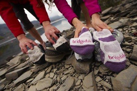 Special: Bridgedale socks