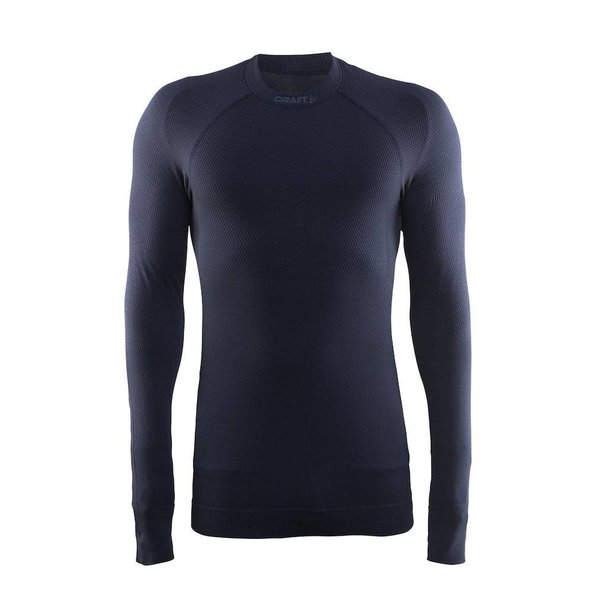 Warm CN Thermoshirt Gravel/grijs heren