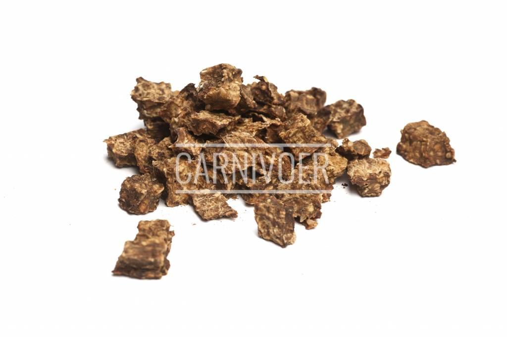 Konijnenvlees blokjes 200 gram