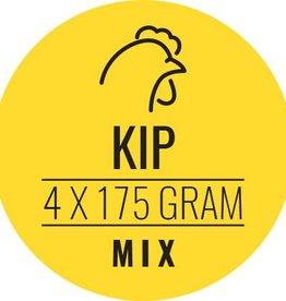 Kip-mix kat 10 x 700gram