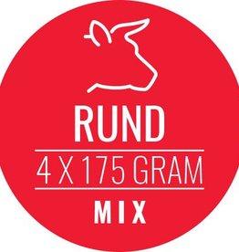 Rund-mix kat 10 x 700gram