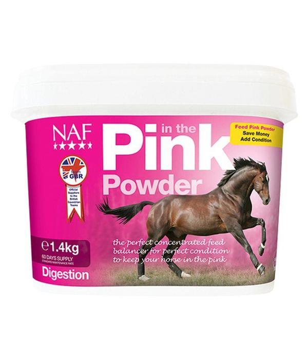 NAF Pink Poeder, Pink Powder