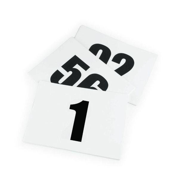 Set njummers voor Nummerhouder