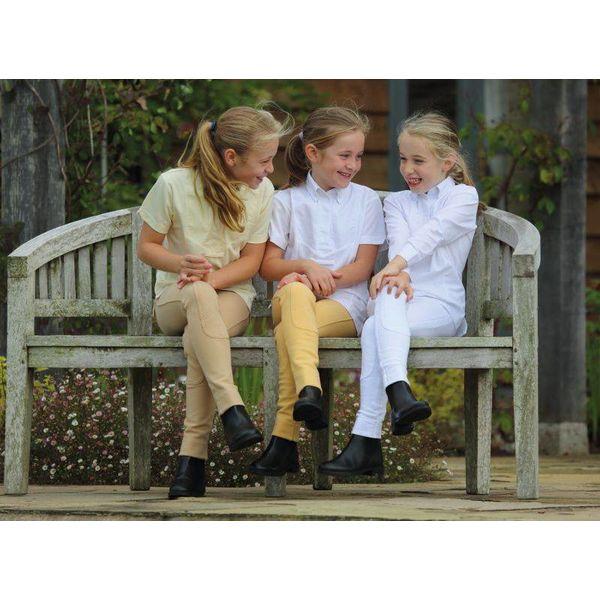 Kinder Rijshirt met Lange Mouwen